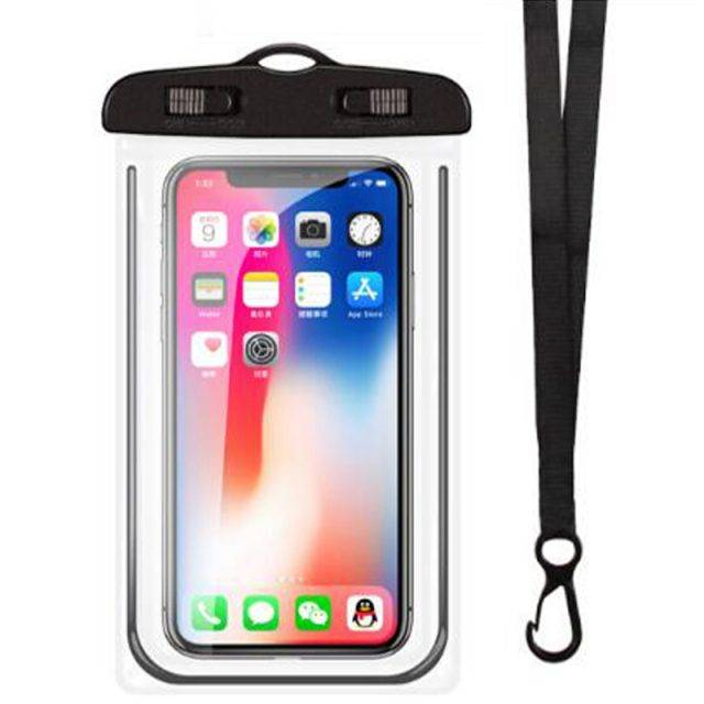 Waterproof Transparent Phone Cover Cases & Covers Gadget Accessories