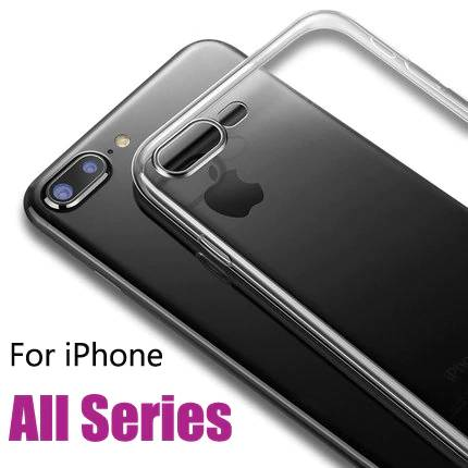 Anti-Knock Soft Fitted Phone Case Cases & Covers Gadget Accessories
