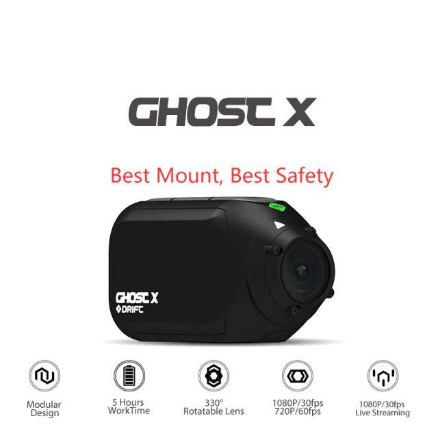 Action Camera with Rotating Lens Action Cameras Smart Electronics