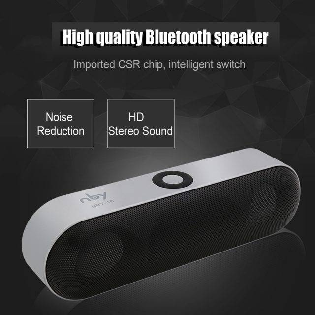 Portable Wireless Mini Bluetooth Speaker Gadget Accessories Headphones & Speakers