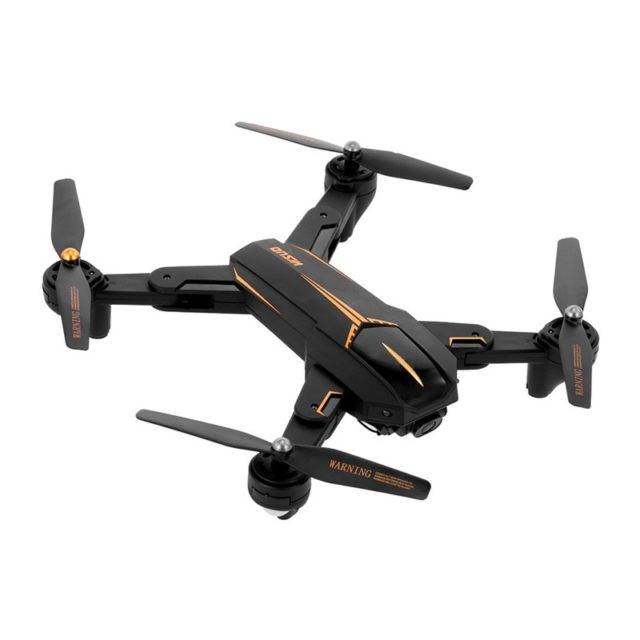 Black and Gold Design GPS Drone with Camera Drones Drones & Parts